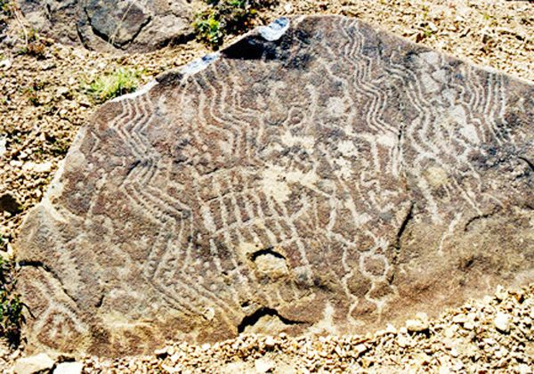 Fuerte apuesta al arte rupestre