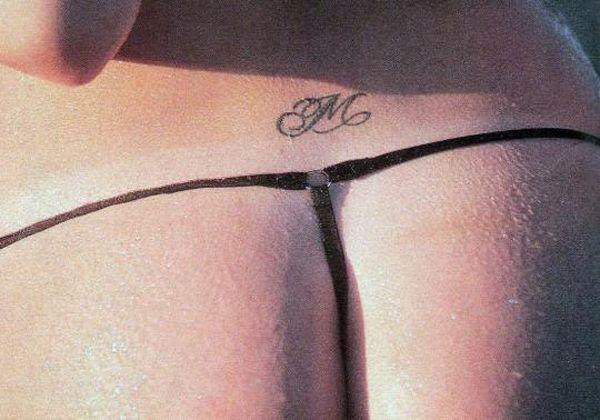 Annalisa Santi Y Sus Ocho Sensuales Tatuajes