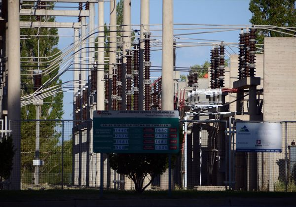 Se normaliza el servicio de energía eléctrica en Neuquén