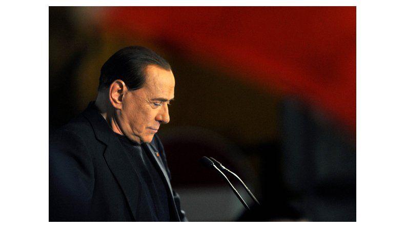 Expulsaron a Berlusconi del Senado y pierde inmunidad parlamentaria
