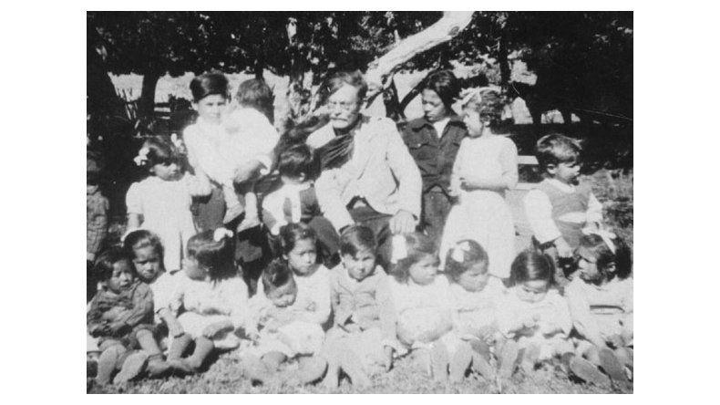 Juan Benigar Del imperio austro-húngaro a las esteparias tierras patagónicas