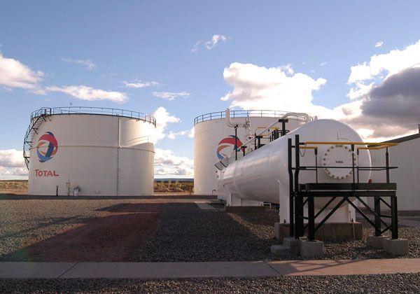 Total iniciará dos pilotos de shale gas por u$s 400 millones
