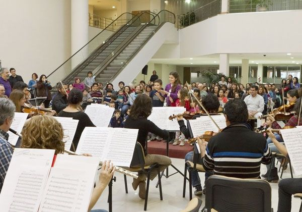 Un encuentro musical que refuerza los lazos