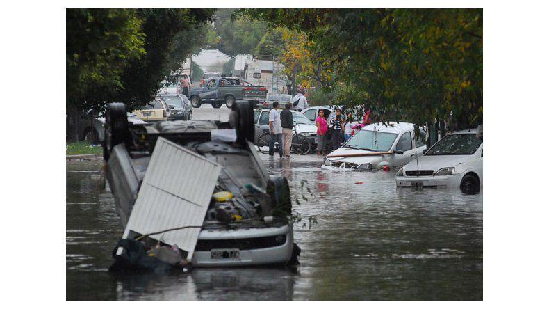 Valuaron las pérdidas en La Plata