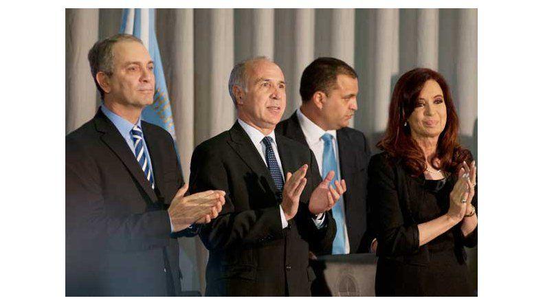 Cristina presentó la reforma judicial