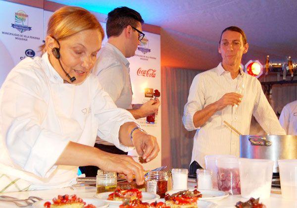 Pehuenia se prepara para Festival del Chef Patagónico