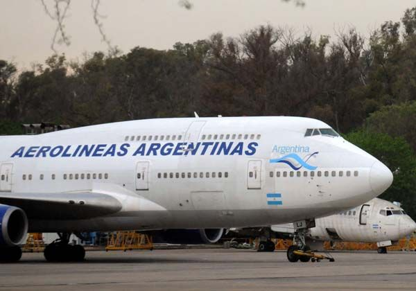 Sorprendió Eurnekián al criticar la gestión de Aerolíneas