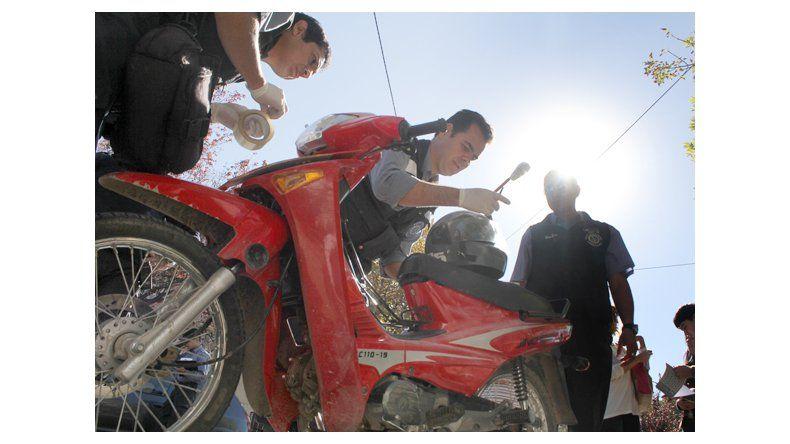 Cipolletti: intentó frenar arrebato a una mujer y el motochorro lo mató