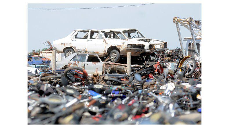 Resultado de imagen para autos secuestrados en neuquen