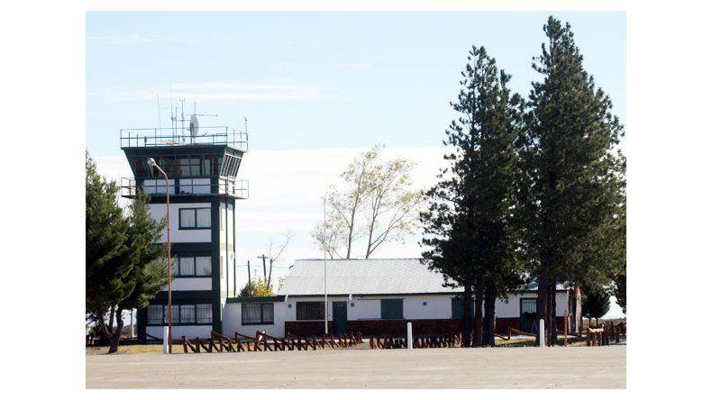 Zapala: avances para el aeropuerto