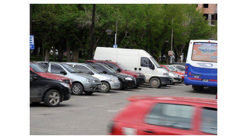 Arranca el estacionamiento medido en Neuquén