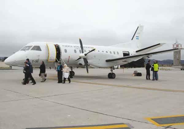 LADE operará los vuelos regionales