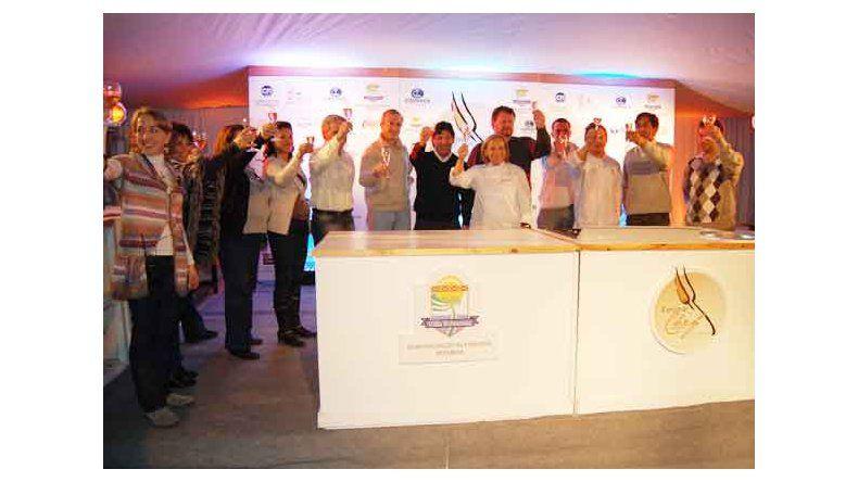 Exitoso cierre del Festival del Chef