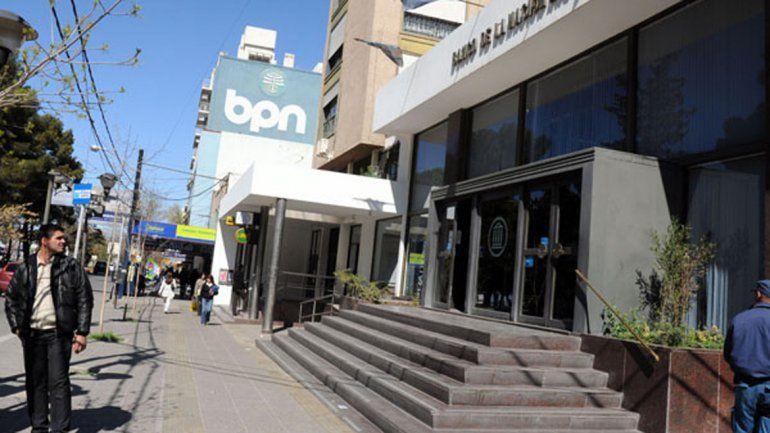 Sin atención el miércoles por una protesta de empleados del Banco Nación