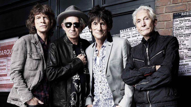 Los Rolling Stones tocarán en Argentina