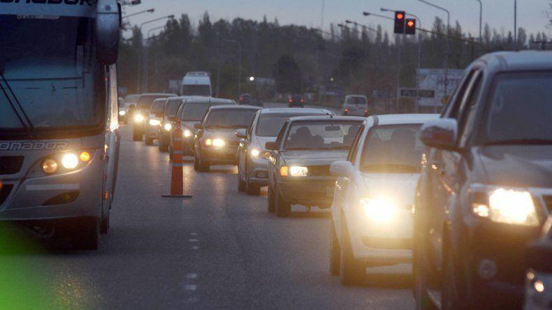 Por las lluvias, piden precaución al transitar por las rutas