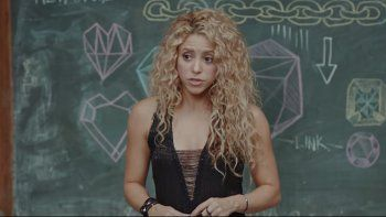 La cantante colombiana será protagonista de un videojuego.