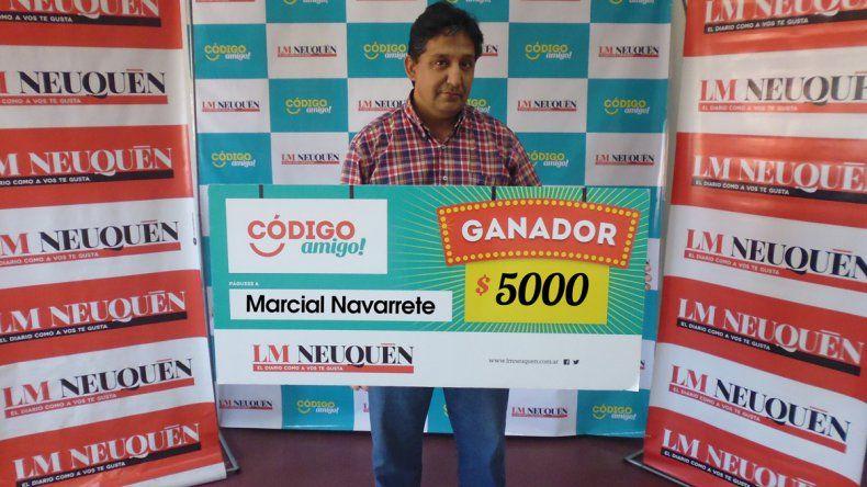 Marcial de Plaza Huincul se quedó con el premio mayor