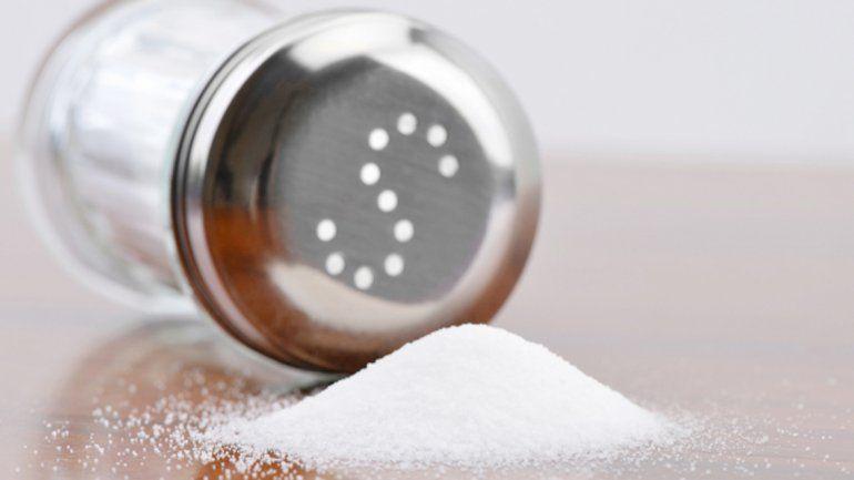 Comemos con más sal de la que necesitamos