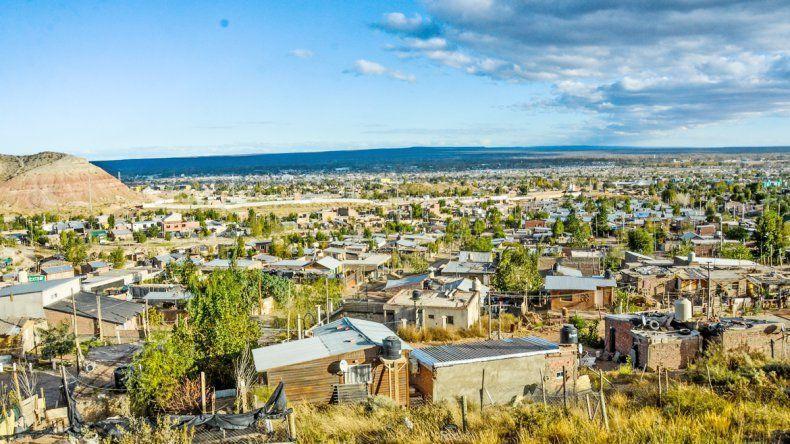 En los barrios más alejados se da el fenómeno de las familias numerosas.