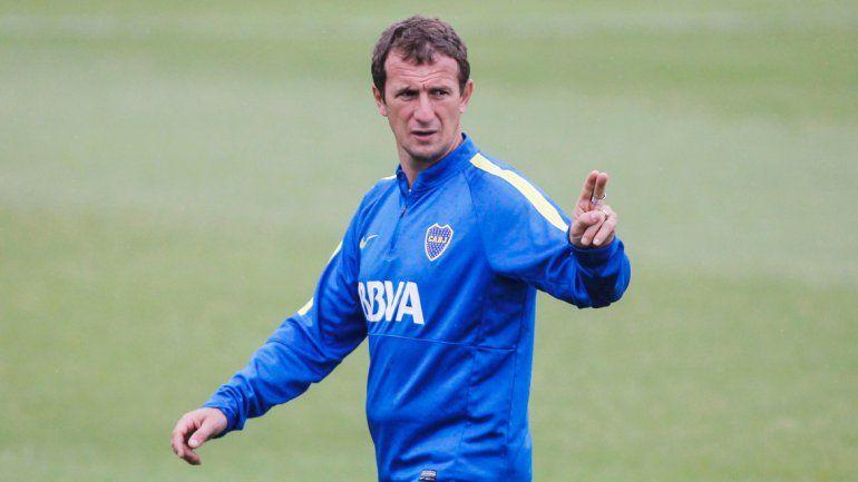 Arruabarrena dijo que a muchosno les conviene Boca campeón.