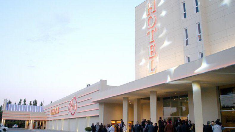 Inauguraron un hotel de lujo en el casino de Cipolletti