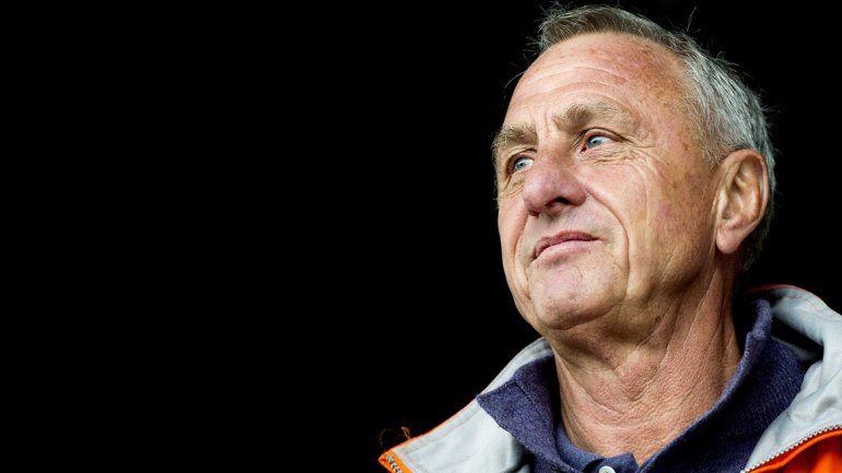 Johan Cruyff tiene cáncer de pulmón
