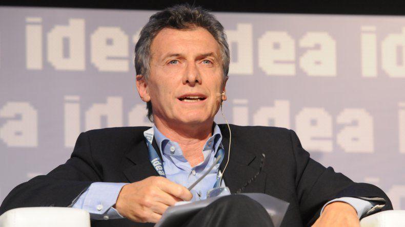 Mauricio Macri: El país va a empezar a crecer cuando llegue a la presidencia