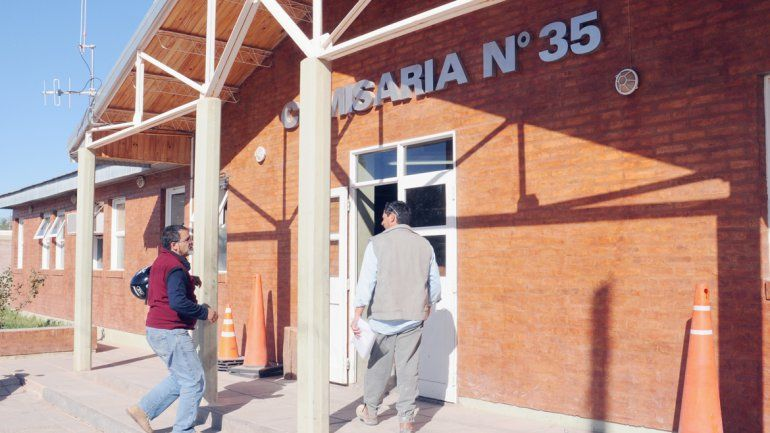 La Comisaría 35 de Rincón