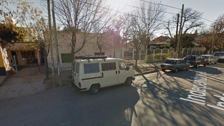 El Hogar Yampai está ubicado en Independencia al 1000 en el barrio Villa Farrel.