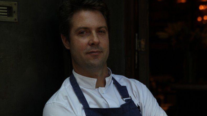 El Chef Martín Molteni llega a Saurus Restaurant