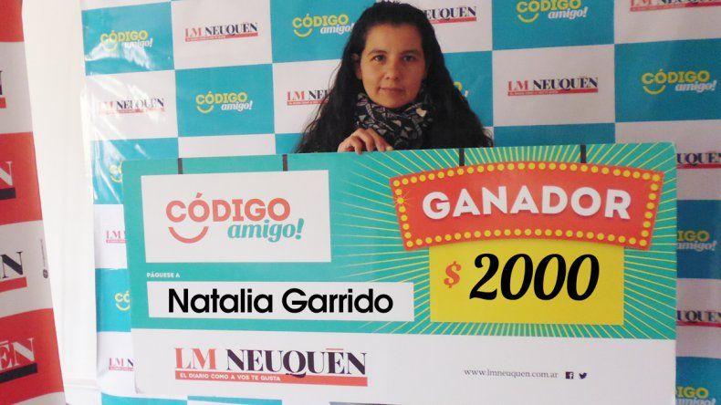 Natalia Garrido