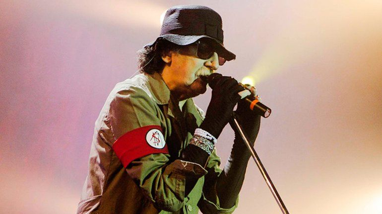 El creador de Cerca de la revolución festeja en el hotel Faena.