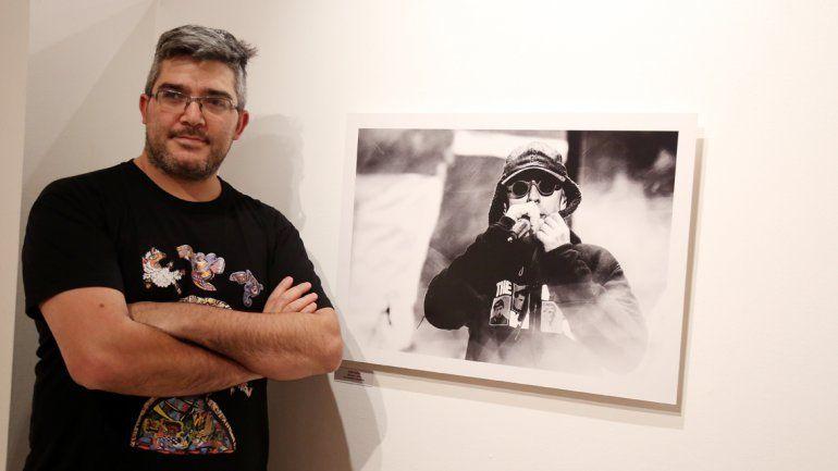 Edgardo Kevorkian fue público de los Redondos desde 1994 en Huracán.
