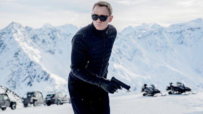 El actor sigue mostrando cierto desprecio por el agente 007.
