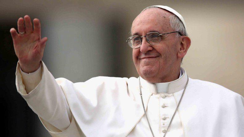 Francisco dijo que hoy es tiempo de misericordia