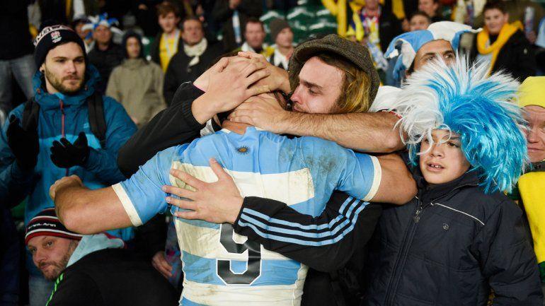 Argentina no marcó tries Por primera vez en el certamen