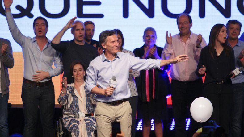 Macri: Voy rumbo al 22 de noviembre como una etapa para llegar al 10 de diciembre