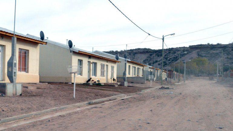 Intentaron ocupar casas en construcción en Z1