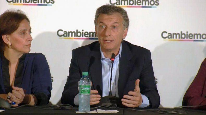 Macri se mostró confiado de cara al ballotage: Es el comienzo de una nueva etapa