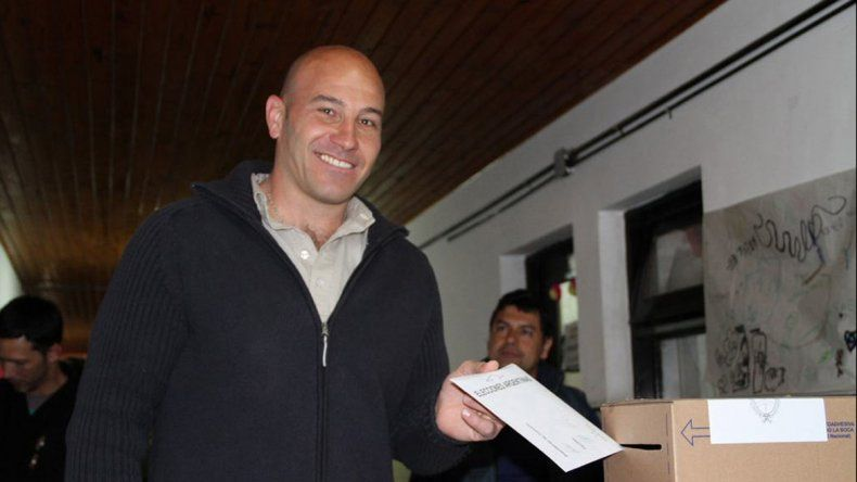 Martiniano Molina es el nuevo intendente de Quilmes