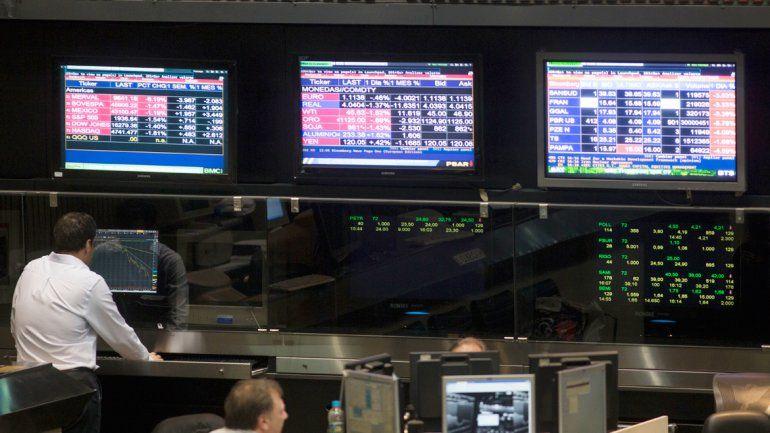 Las acciones líderes de la Bolsa porteña subieron 4