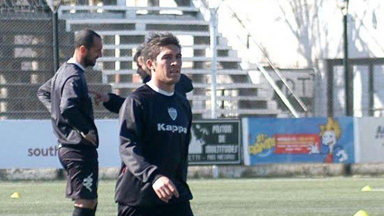 El recuperado Carrasco vuelve al equipo tras más de un mes.