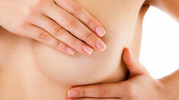 una campana para concientizar sobre el cancer de mama
