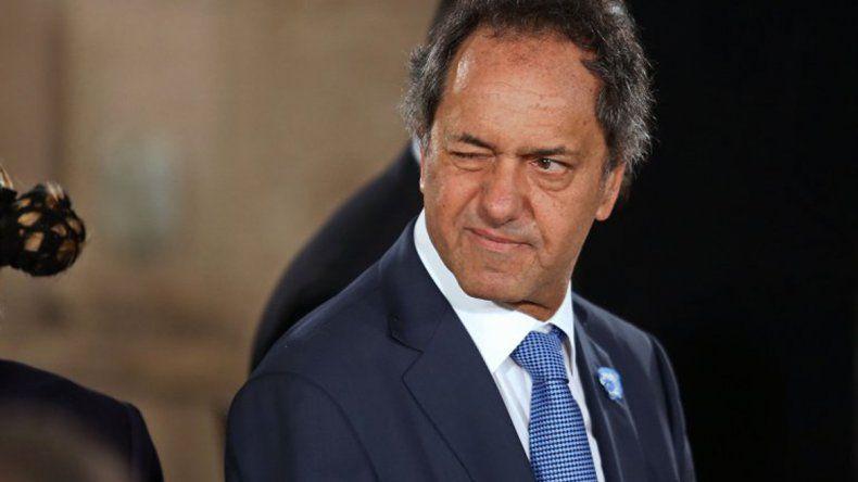 Scioli confirmó que participará del debate en TN