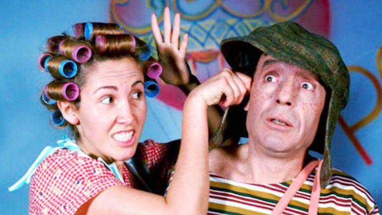 El amor entre Chespirito y Florinda Meza nació en el set de filmación de El Chavo del 8. Se casaron recién en el 2004.