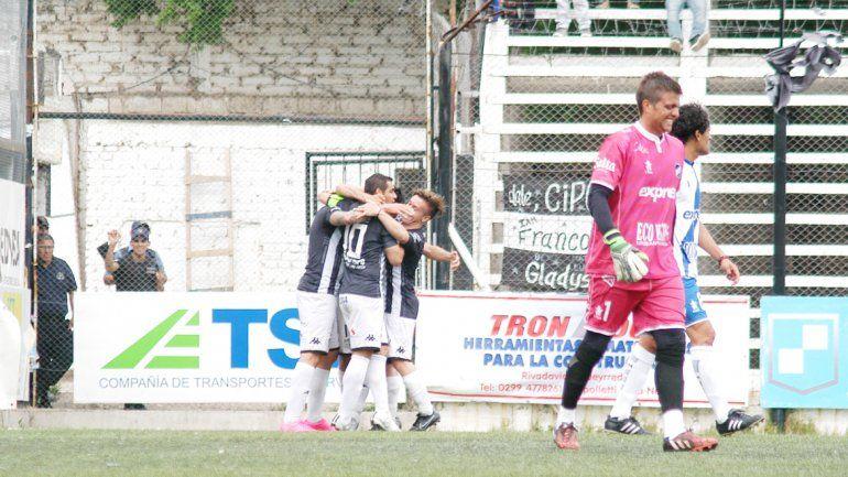 Ávila hizo el único gol de la calurosa tarde en La Visera de Cemento