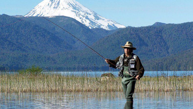 Vuelve un clásico neuquino: ya es tiempo de pesca