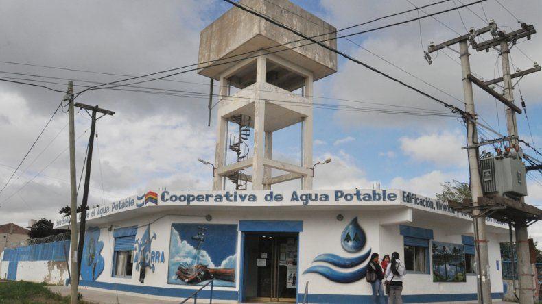 La Cooperativa de Agua pidió la actualización tarifaria.