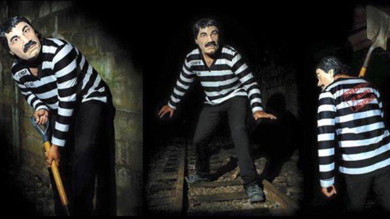 Un ícono popular: El Chapo inspira disfraces para Halloween